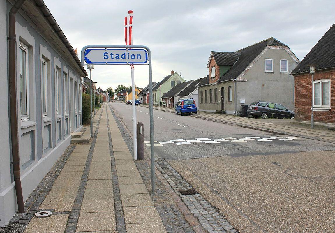 Algade Grønbjerg.