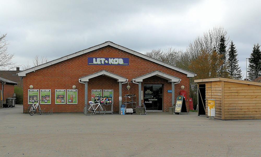 LET-KØB i Grønbjerg.