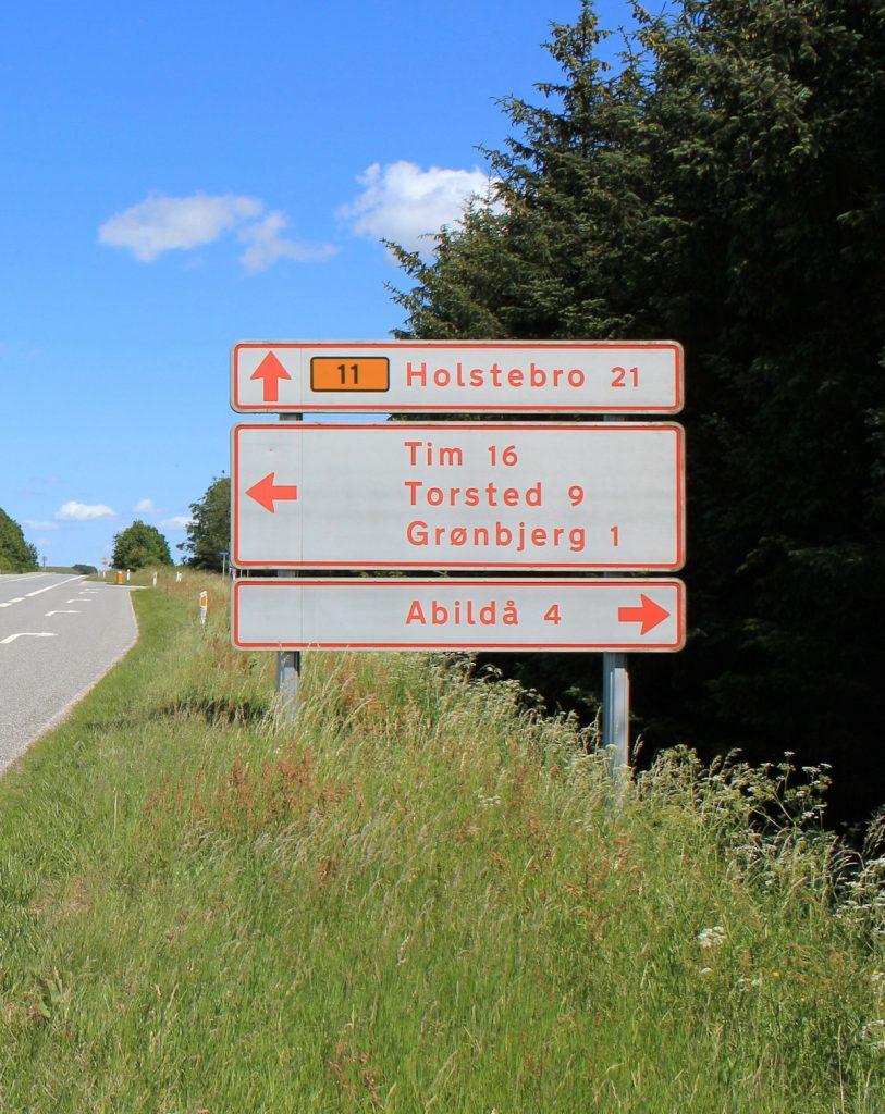 Grønbjerg.